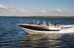 2016 - Crestliner Boats - 2150 Sportfish SST