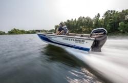 2016 - Crestliner Boats - 1750 Raptor