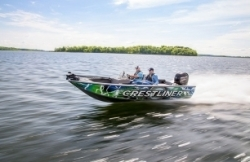 2016 - Crestliner Boats - 1850 Fish Hawk