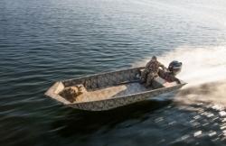 2016 - Crestliner Boats - 1860 Retreiver Jon