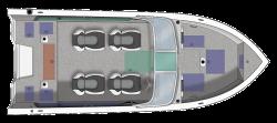2017 - Crestliner Boats - 1950 Super Hawk