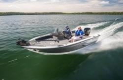 2017 - Crestliner Boats - 1750 Raptor