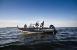 2017 - Crestliner Boats - 1850 Sportfish SST