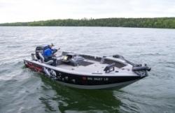 2017 - Crestliner Boats - 1850 Pro Tiller