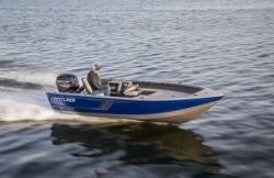 2017 - Crestliner Boats - 1650 Pro Tiller