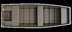 2018 - Crestliner Boats - 1436 CR Jon