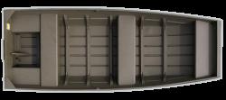 2018 - Crestliner Boats - 1236 CR Jon