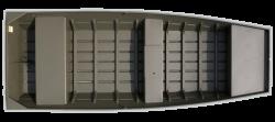 2018 - Crestliner Boats - 1648T CR Jon