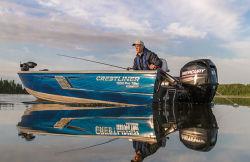 2018 - Crestliner Boats - 1650 Pro Tiller