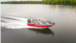 2019 - Crestliner Boats - 1650 Super Hawk
