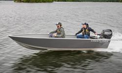 2019 - Crestliner Boats - 1258 Outreach