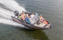 2019 - Crestliner Boats - 1750 Super Hawk