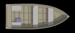 2019 - Crestliner Boats - 1468 Outreach