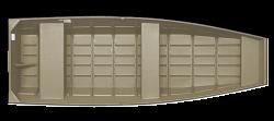 2019 - Crestliner Boats - 1436L CR Jon