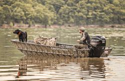 2019 - Crestliner Boats - 1660 Retriever Jon