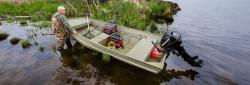 2020 - Crestliner Boats - 1648T CR Jon