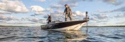 2020 - Crestliner Boats - 1750 Fish Hawk SC JS