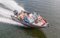 2020 - Crestliner Boats - 1750 Super Hawk
