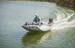 2020 - Crestliner Boats - 1657 Outlook