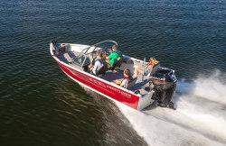 2020 - Crestliner Boats - 1700 Vision
