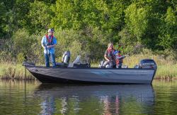 2020 - Crestliner Boats - 1650 Fish Hawk SC JS
