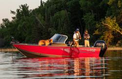 2020 - Crestliner Boats - 1650 Fish Hawk WT JS