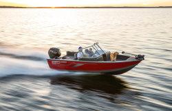 2020 - Crestliner Boats - 1650 Fish Hawk WT