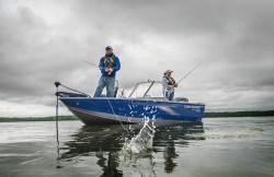 2020 - Crestliner Boats - 1650 Fish Hawk SE WT