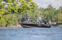 2020 - Crestliner Boats - 1650 Fish Hawk SE SC