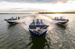 2020 - Crestliner Boats - 1750 Fish Hawk WT JS
