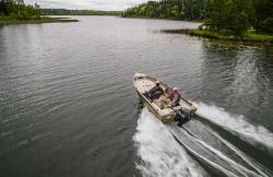 2020 - Crestliner Boats - 1450 Discovery Tiller