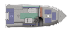 2021 - Crestliner Boats - 1650 Discovery SC