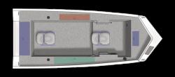 2021 - Crestliner Boats - 1657 Outlook