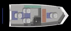 2021 - Crestliner Boats - 1600 Storm