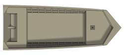 2021 - Crestliner Boats - 1860 Retreiver Jon