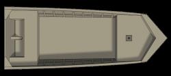 2021 - Crestliner Boats - 1760 Retriver Jon