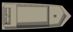 2021 - Crestliner Boats - 1660 Retriever Jon