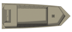 2021 - Crestliner Boats - 1546 Retriever Jon