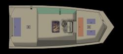 2021 - Crestliner Boats - 1870 Retriever FCC