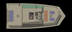 2021 - Crestliner - 1660 Retriver FCC