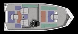 2021 - Crestliner Boats - XFC 189