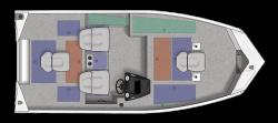 2021 - Crestliner Boats - XFC 179