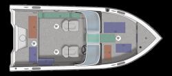 2021 Crestliner Boats - 1750 Fish Hawk WT