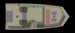 2021 - Crestliner Boats - 1760 Retriever SC