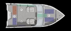 2021 - Crestliner Boats - 1650 Fish Hawk SE WT