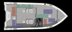 2021 - Crestliner Boats - 1750 Fish Hawk SC