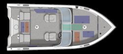 2021 - Crestliner Boats - 1750 Fish Hawk WT JS