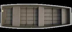 2021 - Crestliner Boats - 1232 CR Jon
