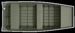 2021 - Crestliner Boats - 1448 CR Jon