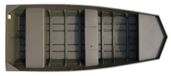 2021 - Crestliner Boats - 1448M CR Jon